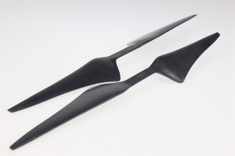 4Pairs 17x5 5 3K Carbon Fiber Propeller CW CCW 1755 CF Props For Hexacopter Octocopter Multi