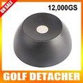 Chegada nova Super Golf Detacheur Segurança Tag Desacoplador EAS Removedor Tag Magnética 12000GS Intensidade Material plástico Cor Preto
