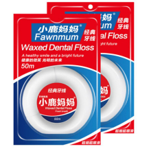 50m Dental Floss Box Mint Flavour Gum Soft Picks Dental Flos