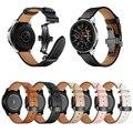 Часы Sas из натуральной кожи  для Samsung Galaxy Watch  46 мм  стальные  с ремешком-бабочкой  Gear S3  классические  Frontier  Huawei