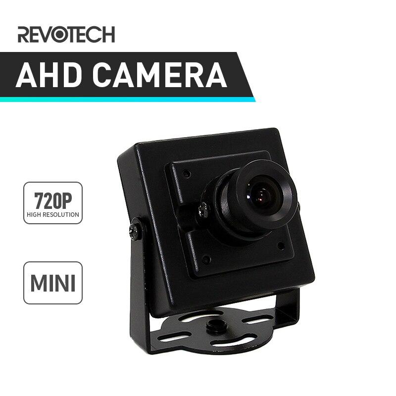 imágenes para Tipo Mini HD 1280x720 P 1.0MP AHD Cámara de Metal CCTV Cámara de Seguridad de Interior