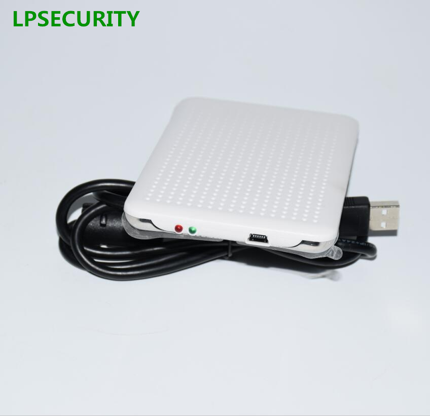 LPSECURITY UHF RFID lecteur de carte à puce de bureau et lecteur sdk rfid lecteur écrivain émetteur