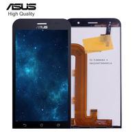 Srjtek For ASUS Zenfone Go ZB500KL LCD Display Panel Touch Screen Sensor Glass Assembly 5 0