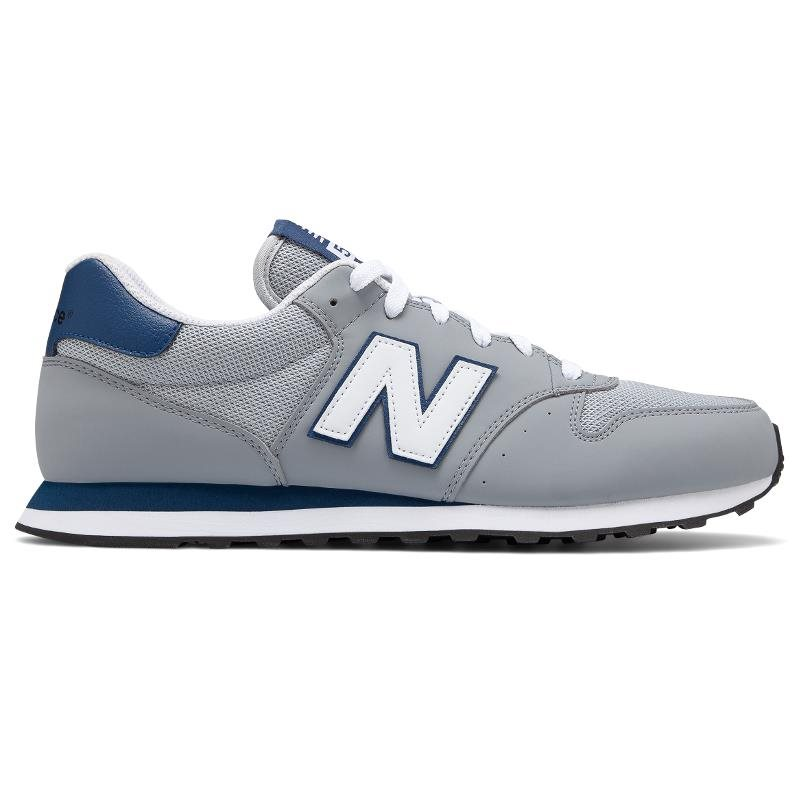 NEW BALANCE Mens Unisex GM500 SMT, Free And Time Sportwear, Grey