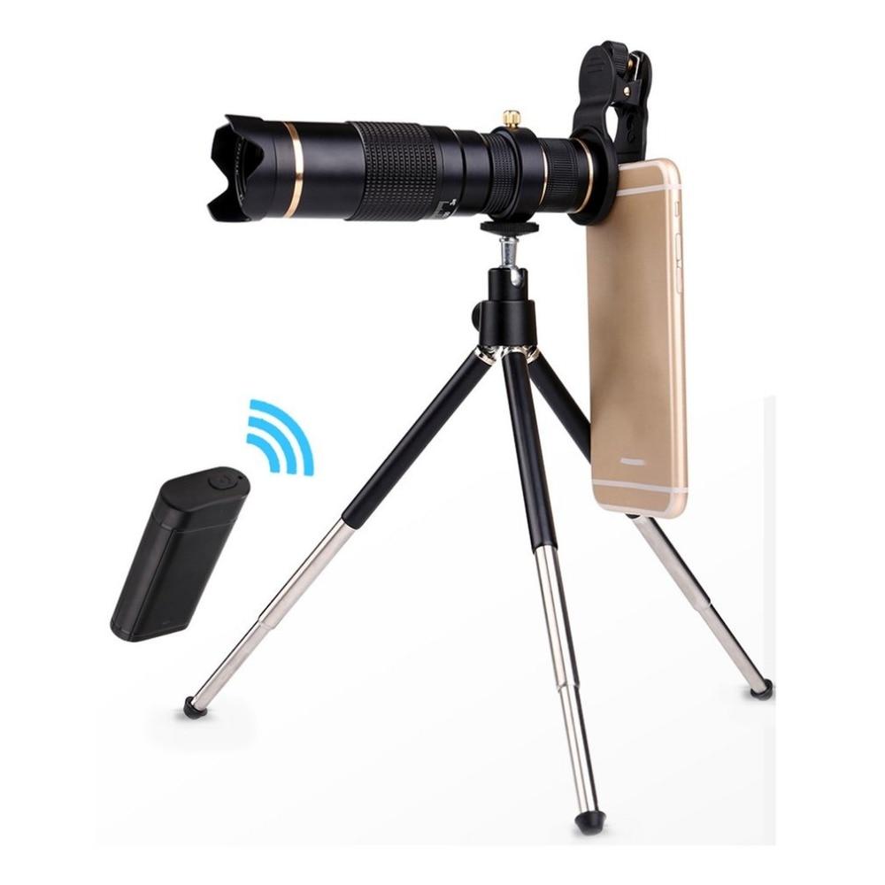 Optical Zoom 15x 23x phone camera lens Mobile Phone Telescop