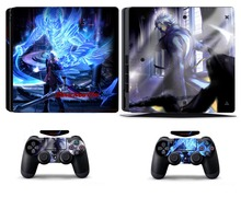 Devil May Cry 009 PS4 Slim Skin Sticker Vinyl Cover