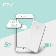 OV WIFI USB Flash Drives WSOV001 32G 64GB WIFI For iPhone / Android / PC Smart Pen Drive Memory Usb wifi Stick