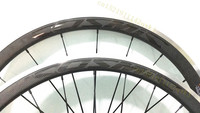 High Quality Alloy Brake Surface Carbon Clincher 90mm Road Wheels Carbon Alloy Wheels Clincher 23mm Wideth