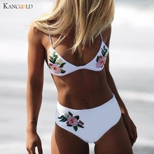 3d9f49c543baa KANCOOLD bodysuit sexy Freestyle breaststroke fashion latex bodysuit Set  Sexy Women Leaves Print Push Up Push Up solid MAR27