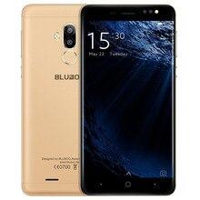 Оригинальный bluboo D1 5.0 дюймов смартфон MTK6580A Quad Core 2 г + 16 г Android 7.0 телефон HD 8.0MP двойной Сзади Камера Мобильные телефоны