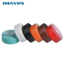 Cycling Road / MTB Bike Sports Cork Handlebar Tape+ 2 Bar Plug Bicycle Hand Parts 6 Colors