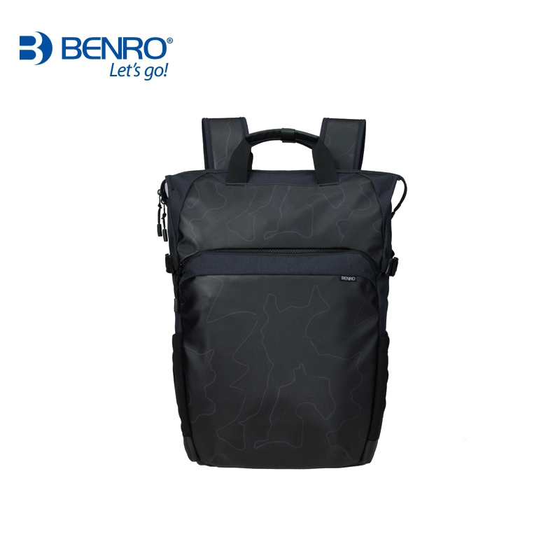 Benro Colorful 100 DSLR Camera Bag High Quality Backpack Professional Anti-theft Outdoor Men Women Backpack For Canon/Nikon fly leaf camera bag backpack anti theft camera bag with 15 laptop capacity for dslr slr camera