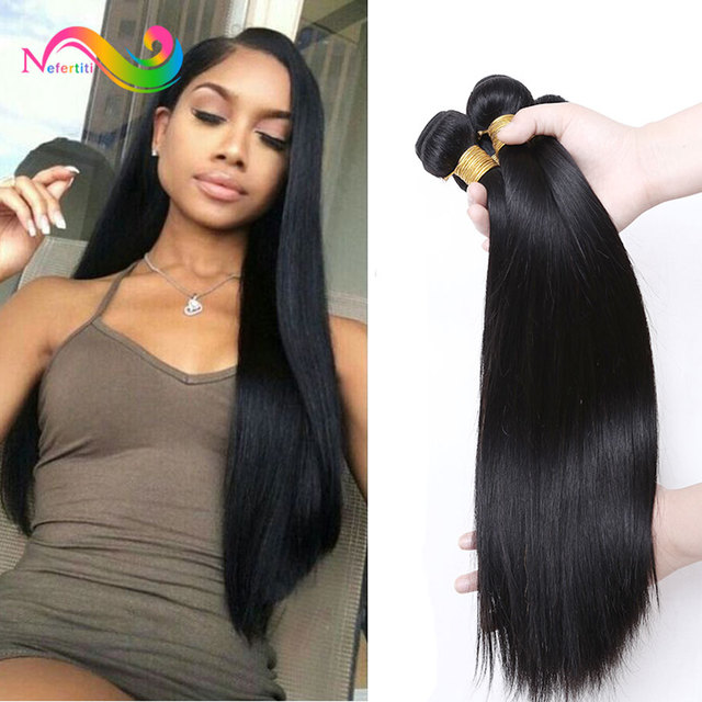 3pcs Lot 7a Peruvian Virgin Hair Straight 8 30inch Peruvian Silky