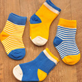 Autumn/Winter 0-3 Years Baby Socks Baby Boy and baby girl Cute socks toddler's socks baby infants 4pair/Lot Small Kid Meias Bebe