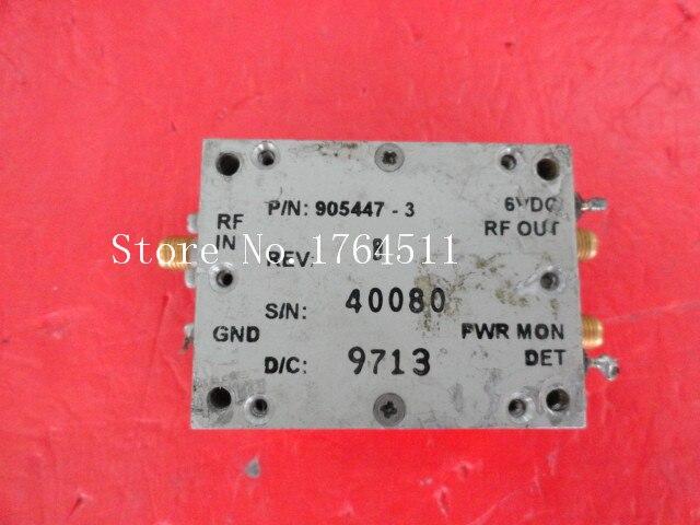 [BELLA] CPI 905447-3 6V SMA Supply Amplifier