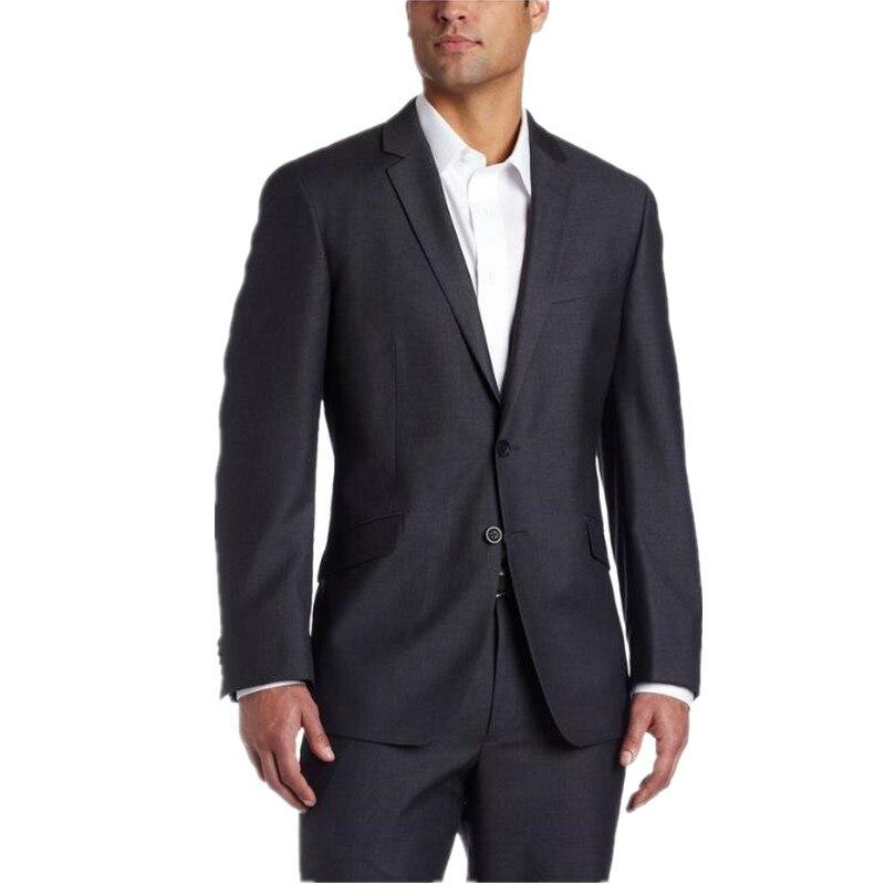 Los Traje Simple Chaqueta Formal Caliente La Novia Alta Hombres De Clásicos  Venta Custom Vestido Pantalones ... a847bf7861a