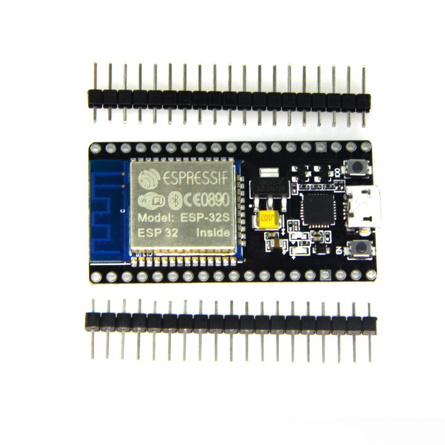 WiFi ESP32 Or ESP32S Development Board for NodeMCU 32S Lua WiFi Bluetooth  Ultra Low Power Consumption Dual Cores ESP32 DIY Kit