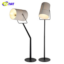 Fork Floor Lamp Modern Stand Floor Lamp Bedroom Diesel Floor Lamp Hotel Office Studio Light Fixture Dia40cm H172cm