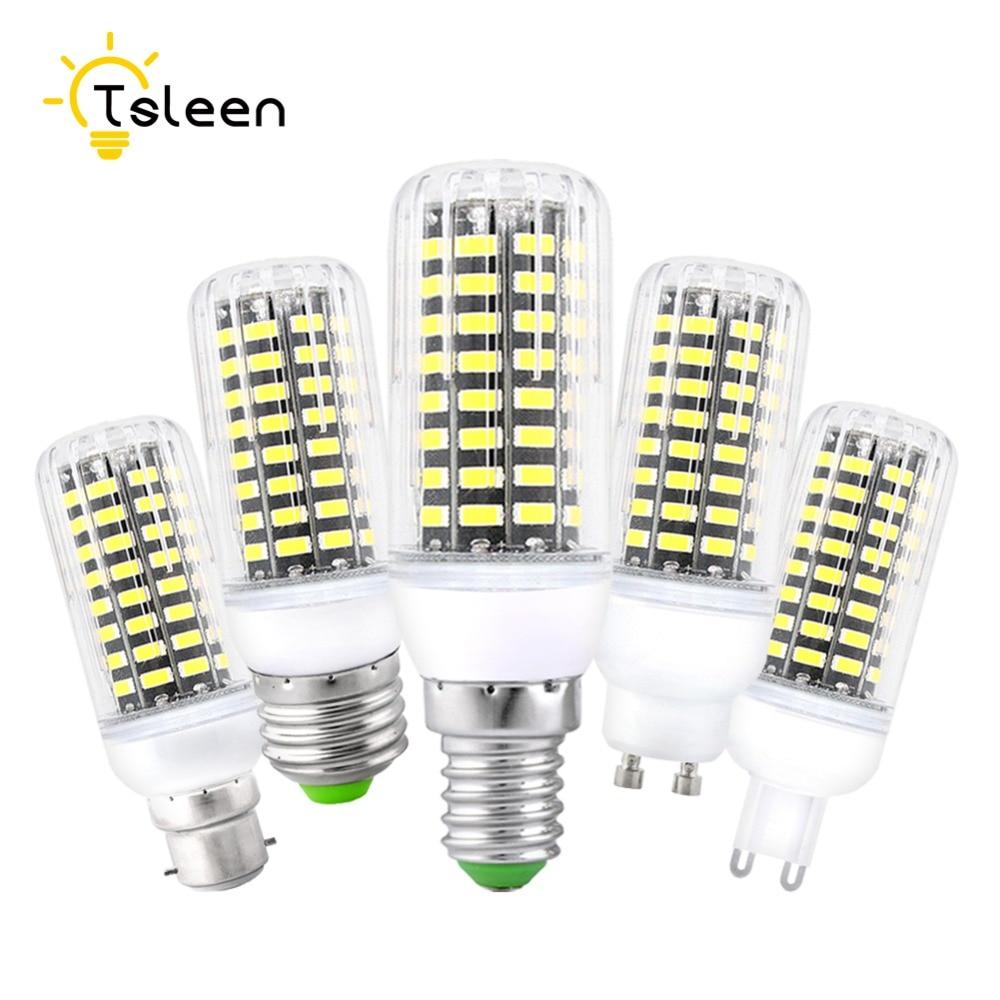 ⊰Pas cher 7 W 25 W 110 V 220 V Led Lampe E27 LED Ma¯s SMD5733 E14