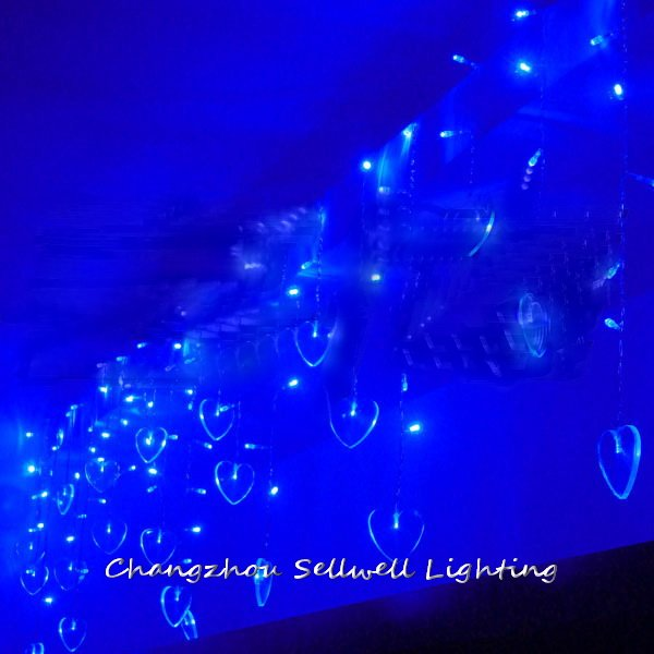 Laborioso 2018 Reale Navidad Albero Di Natale Buon! Festival Di Luci Di Ingresso Illuminazione Separato Negozio Vetrina Decorazione 0.5*4 M Lampada Bar Di Ghiaccio H211 Bello E Affascinante
