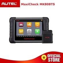 Autel MaxiCheck MK808TS OBD2 TPMS Diagnostic Tool Scanner Automotive OBDII Code Reader Key Programming MX Sensor IMMO DPF Mk808