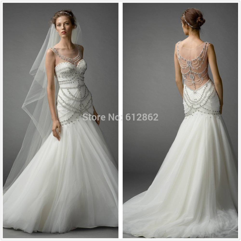 Online Buy Wholesale expensive wedding dress from China expensive ...