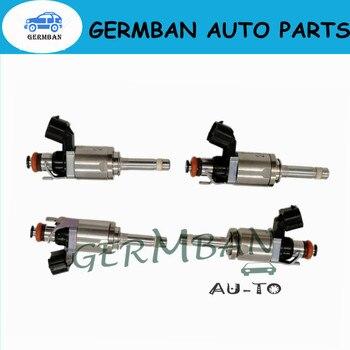 Nuevo y Super calidad Conjunto de 4 inyectores de combustible de estilo OE 16450-5A2-A01 para Honda Accord 2014 2.L GDI Car estilo del motor
