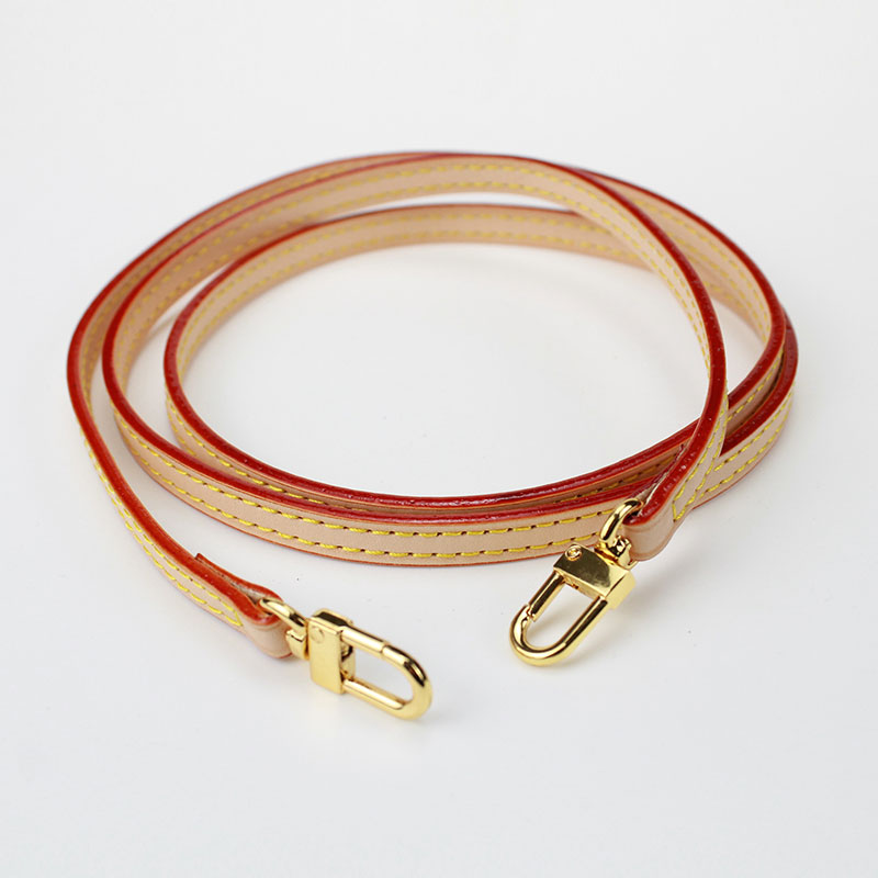 Brand Package Genuine Leather Fine Bag Belt Width 0.9CM Length 120CM Unadjustable Bag Replacement With High Quality Accessories