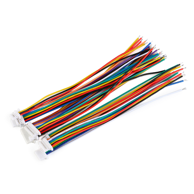 5 Stücke SH 1,0 Draht Kabel Stecker DIY SH1.0 JST 2/3/4/5/6/7/8/9/10 ...
