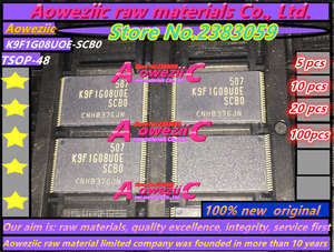 Aoweziic Memory-Chip Original K9F1G08UOE-SCB0 TSOP48 Only 100%New