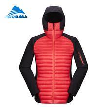 2017 Outdoor Sport Ski Climbing Camping Puffer Duck Down Jacket Men Winter Lightweight Hiking Parka Coat Warm Jaquetas Masculina