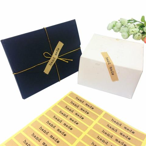 sela adesivo para assar produtos artesanais diy trabalho