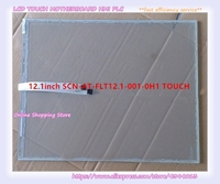 New 12.1 Inch SCN-AT-FLT12.1-001-0H1 5 Wire Touch Screen SCN-AT-FLT12.1-001-OH1 Touch Glass