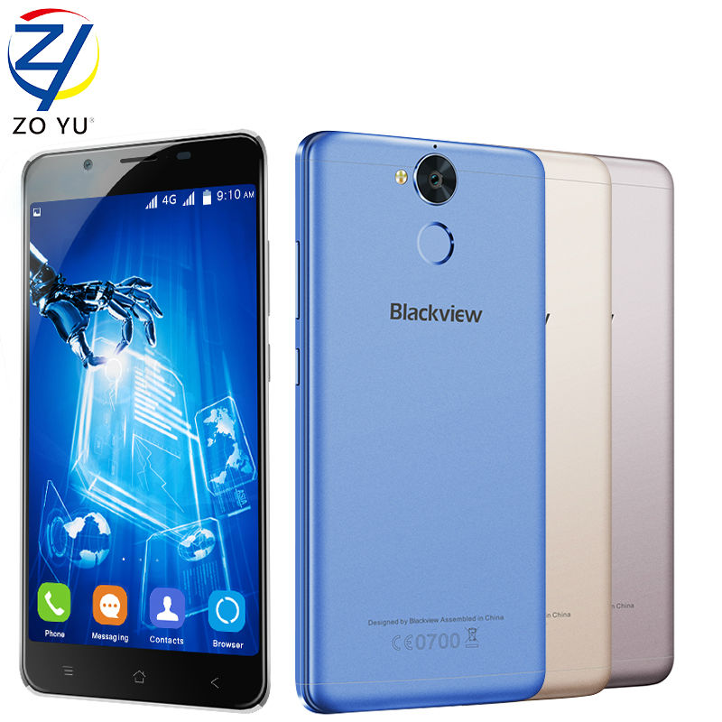 Blackview P G cellphone  FHD MTKT Octa Core Android GB RAM