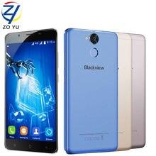Blackview P2 4G cellphone 5.5″ FHD MTK6750T Octa Core Android6.0 4GB RAM 64GB ROM 13MP 6000mAh Fingerprint Mobile Phone