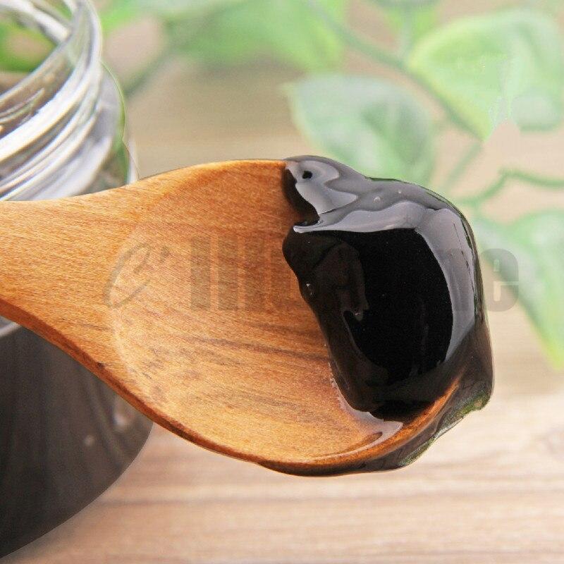 Carbón de bambú Deep Blackhead fresa cabeza película limpieza profunda acné negro limpiador de poros 1000g - 4