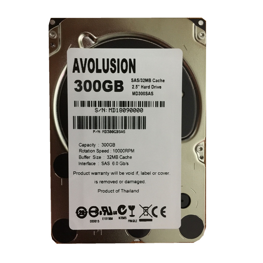все цены на 300GB 10K SAS 6Gb/s 2.5inch Internal Enterprise Hard Drive Server HDD Warranty 1-year онлайн