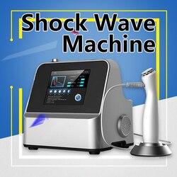 4 bar Pro Spa Shockwave Machine Pijnbestrijding Systeem Ultraosnic Gewichtsverlies Fasciitis Plantaris Schoonheidsverzorging