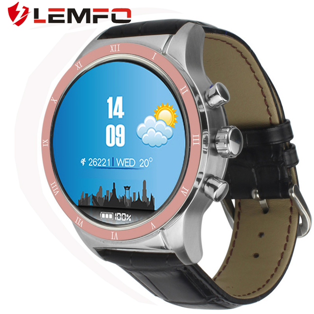 Lemfo Y3 Android Смарт часы с SIM Bluetooth Подключение для Android телефон SmartWatch Wi-Fi GPS Интеллектуальный наручные часы