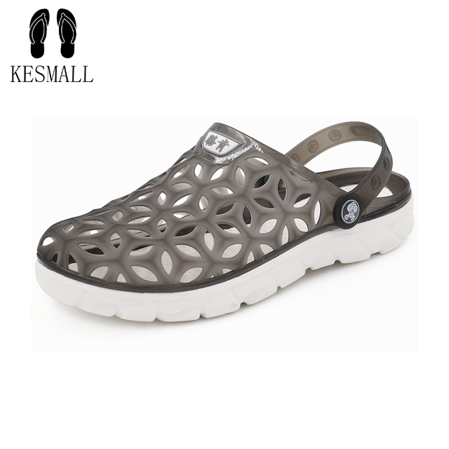 KESMALL Female New hot 2017 slippers shoes men women ladies suit foot thick round beach bath slippers Female Free mail WomanWS89