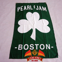 Pearl Jam флаг, Pearl Jam 90*150 см полиэстер баннер