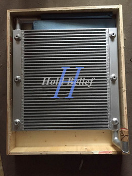 Hydraulic Oil Cooler for Kobelco Excavator SK60 SK60-1