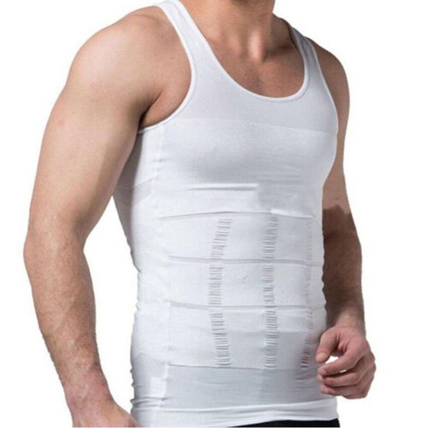 Gym Tank Tops Men Bodybuilding Stringer Tank Tops Fitness Men Shirt Vest Body Shaper Tank Top Slim Gym Shirt Workout Tank