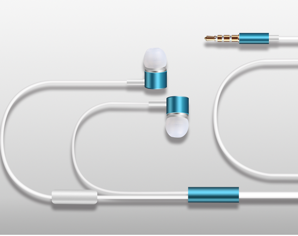 Fashion In-Ear 3.5mm Super Bass Earphone Earbuds Headset For Cellphone Mp3 0520