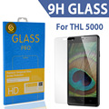 TOMORAL For Original THL 5000 Well Packaged Explosion Proof Premium Tempered Glass Film Screen Protector Protective MTK6592 Octa