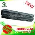 Golooloo 9 celdas nueva batería para dell jwphf j70w7 r795x whxy3 l401x l501x l502x l521x xps 14 15 17 l702x l701x 3d
