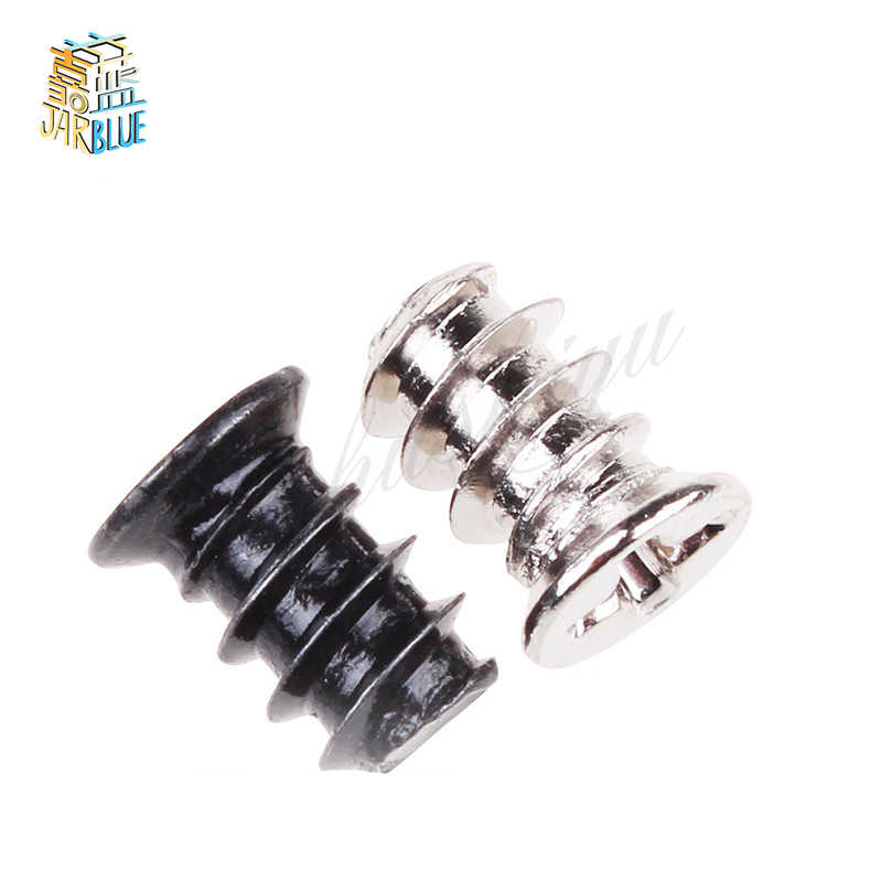 50Pcs M5*8mm M5*10mm M5*12mm KB Computer PC Case Cooling Fan Mount Screw Heat Dissipation Screws Fixer