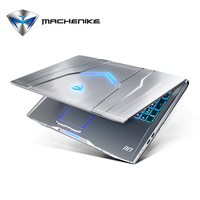 Machenike F117 F2K Gaming Laptop Intel Core I7 7700HQ GTX1050Ti 4G GDDR5 8G RAM 1T HDD