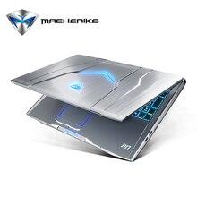Machenike F117-F2K игровой ноутбук Intel Core i7-7700HQ GTX1050Ti 4 г GDDR5 8 г Оперативная память 1 т HDD 15.6 «IPS RGB подсветкой клавиатуры Тетрадь