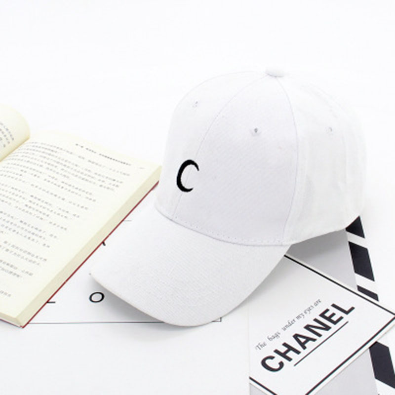 Moon Embroidery 2016 New Fashion Baseball Caps Women Men Cotton Black White Snapback Hats For Men Gorras Hombre,Casquette Femme new unisex fashion high quality cotton baseball cap for men women gorras snapback female hats for women girls adjustable caps